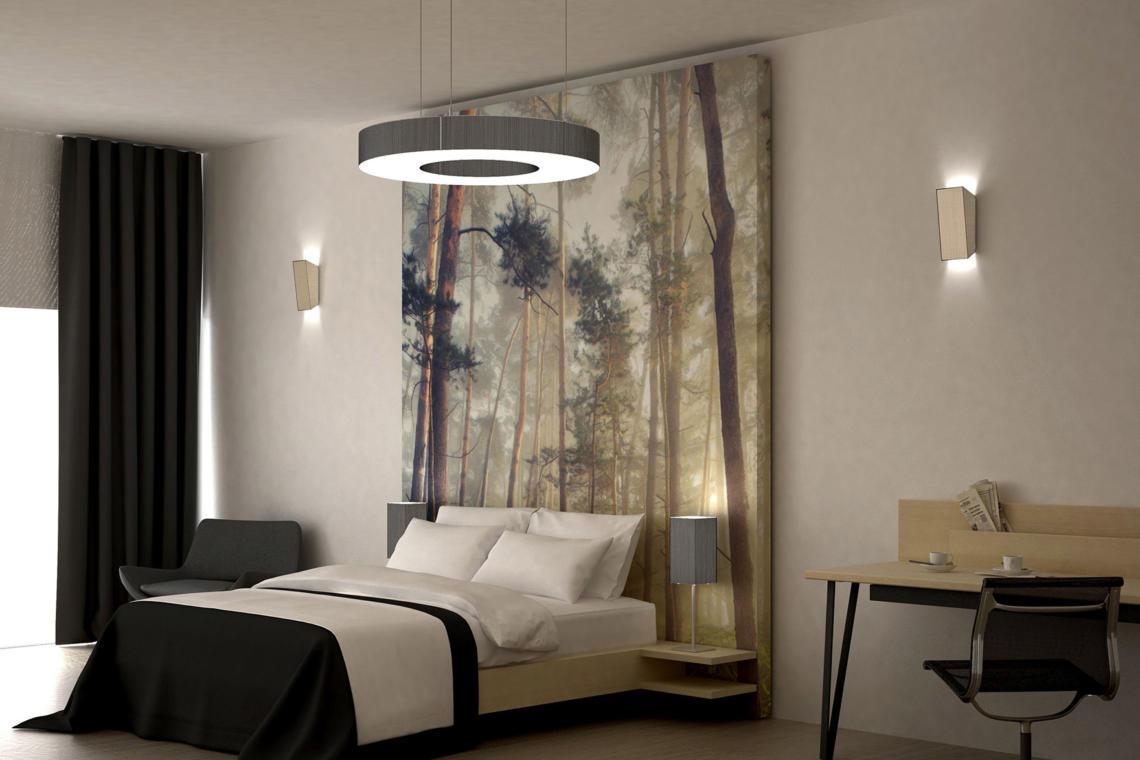 hotel bedroom lighting. Hotel Room Concept Bedroom Lighting C