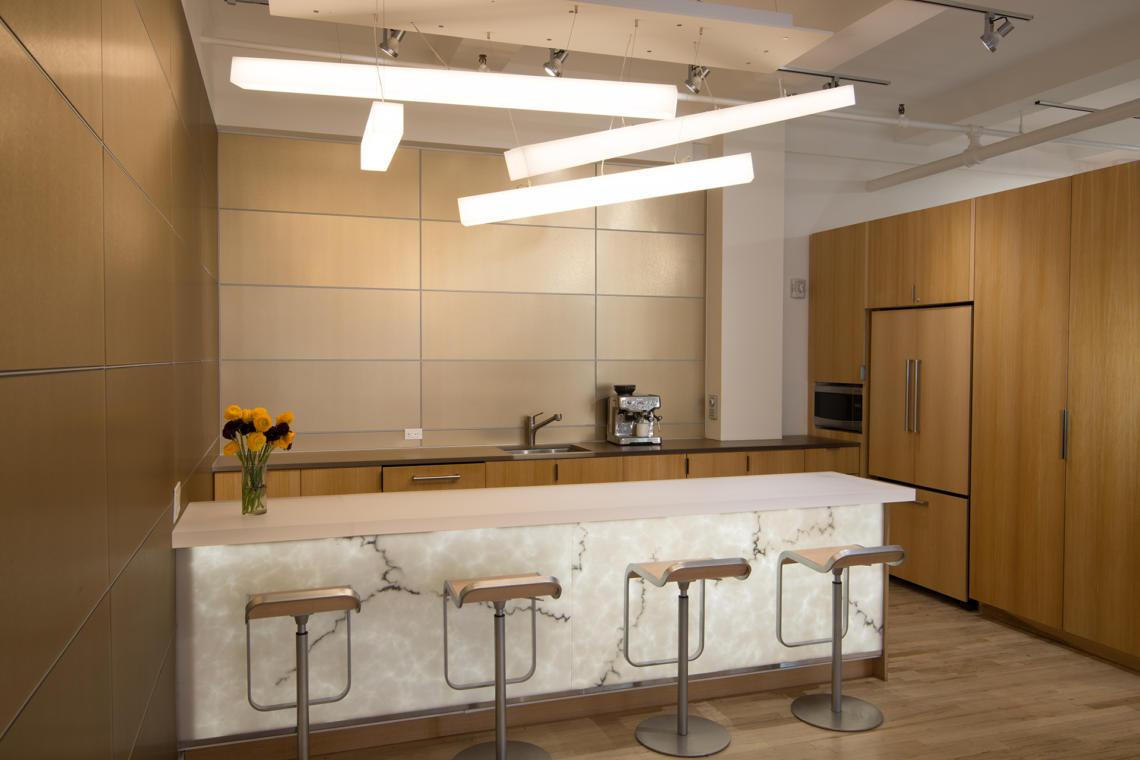 Kitchen Showroom Lightart Casper Beams Showroom Kitchen