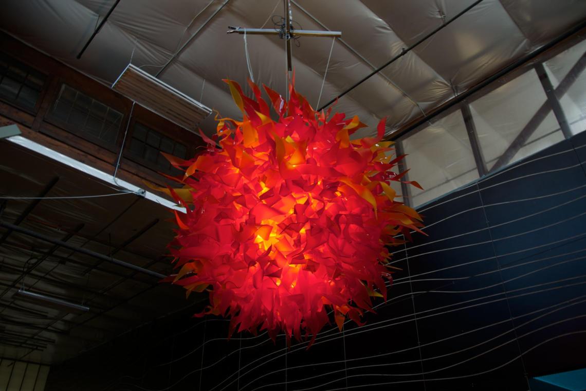 Lightart sun sculpture sun sculpture arubaitofo Image collections
