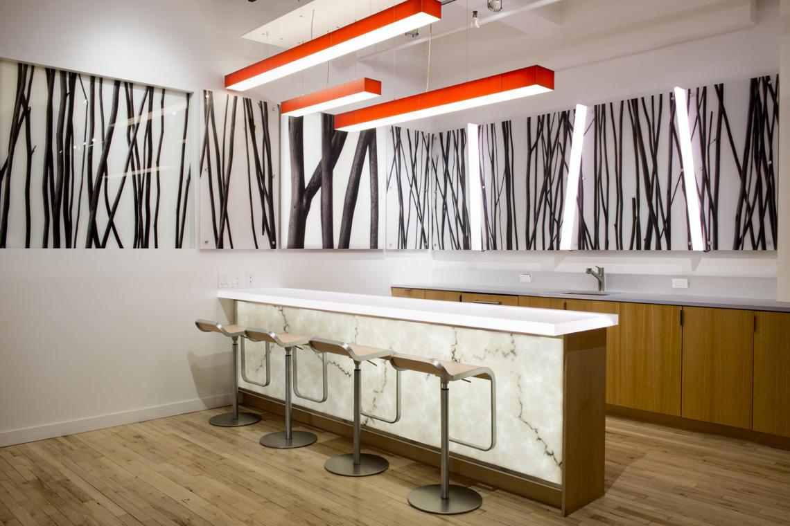 lightart la2 three kitchen showroom - Kitchen Showroom