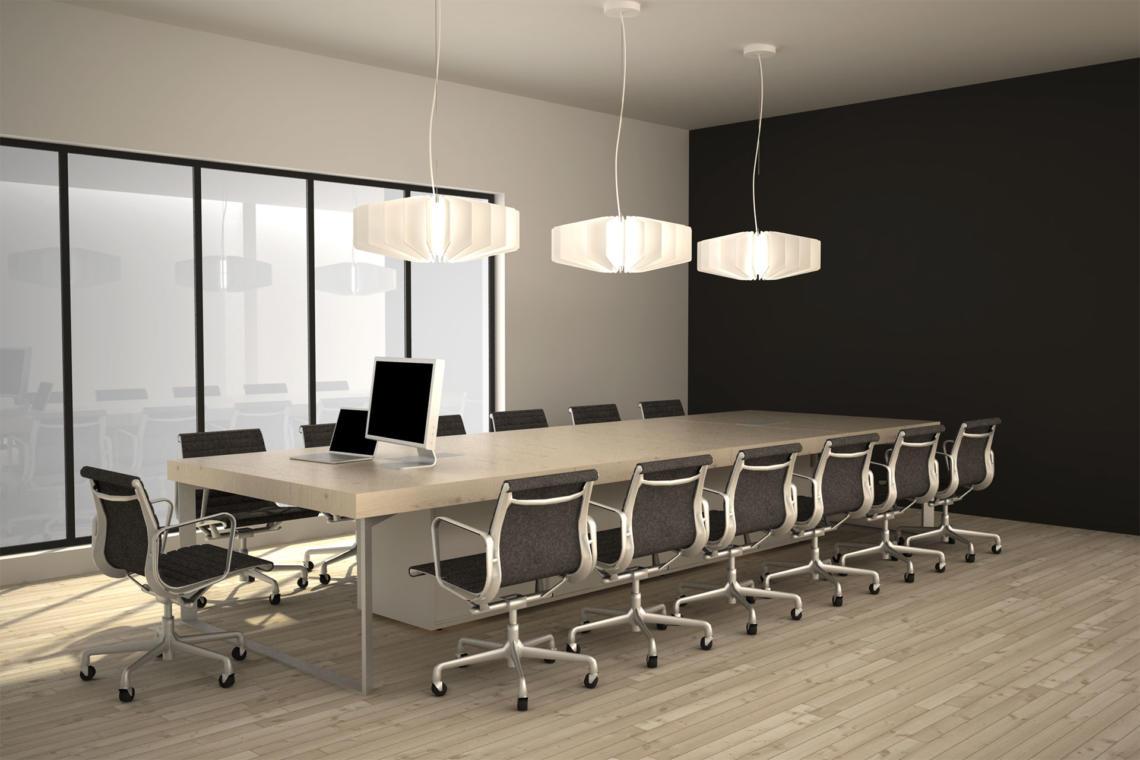 LightArt Contour Chamfer Conference Room