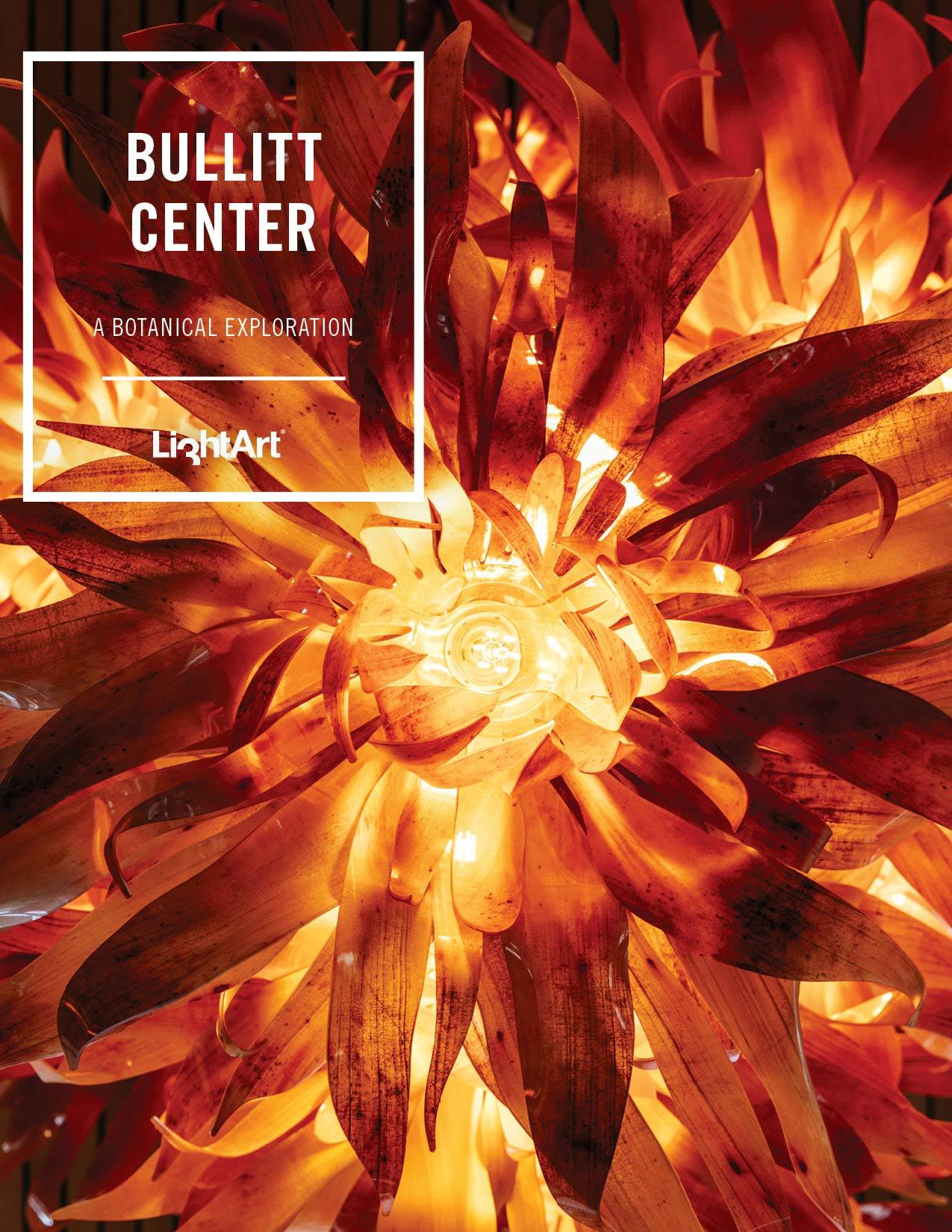 2017 - Bullitt Center Chandelier