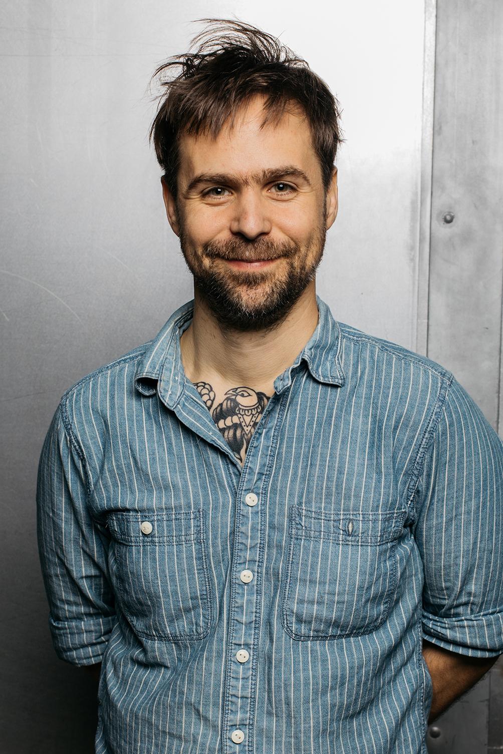 Nick VanStrander