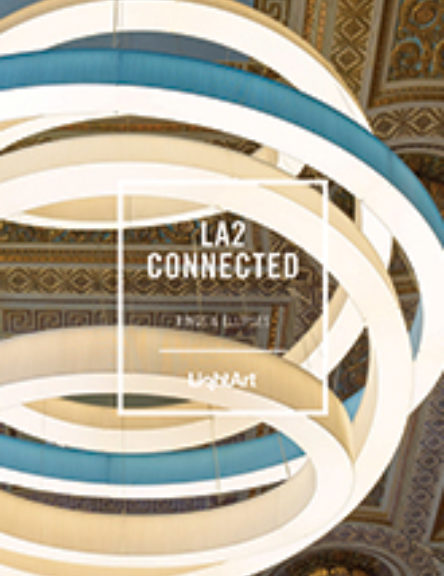 LA2 Connected Rings