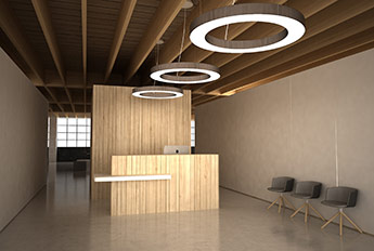 LA2 Loop | Reception Area