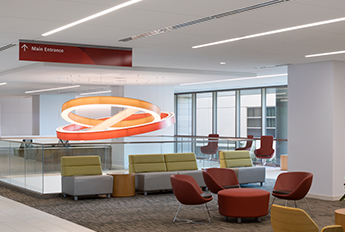 USC Norris Healthcare Center | LA2 Rings