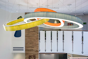 LA2 Connected //Rings - Stanford Children's Hospital