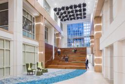 Emory's St. Joseph Hospital |  Acoustic Echo