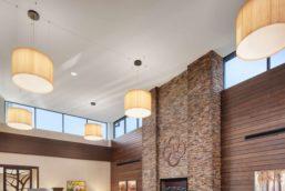 I/O Drum - Presence Senior Healing Arts Pavilion