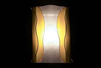 Layered Sconce