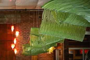 Ribbon Wave Sculpture