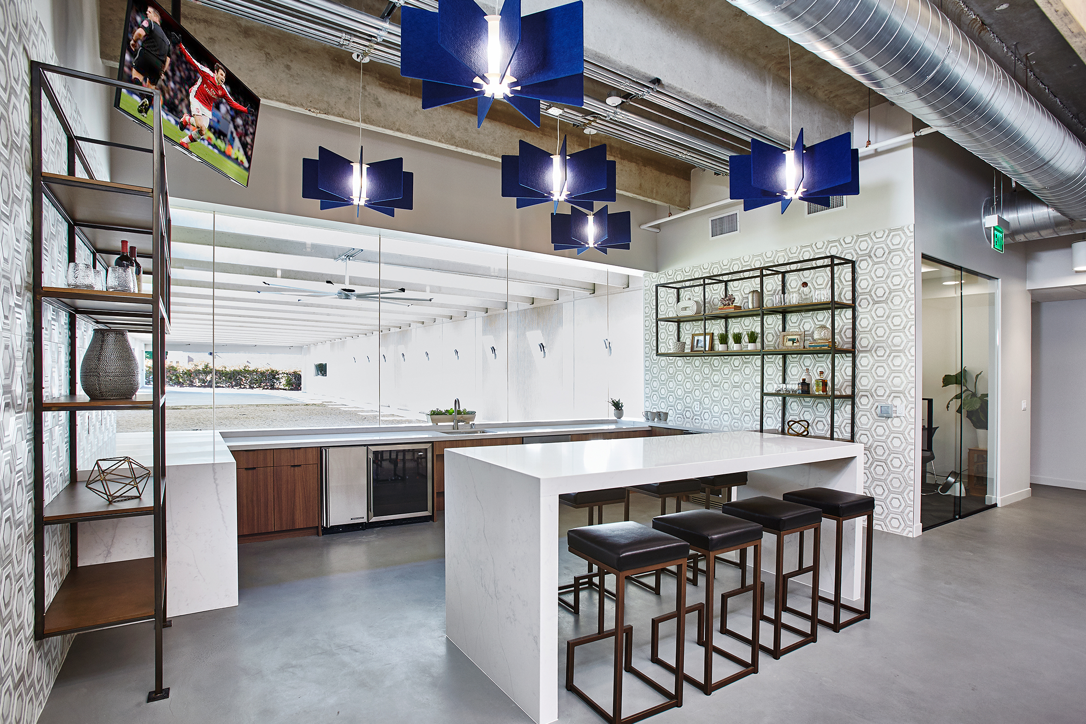 Lee and Associates | Echo Pendants
