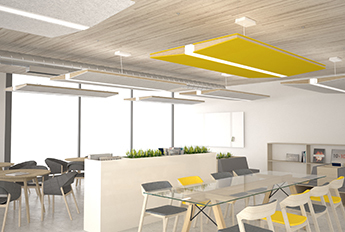 Acoustic Wing | Open Office