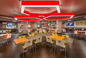 Circus Circus Food Court | LA2 Connected