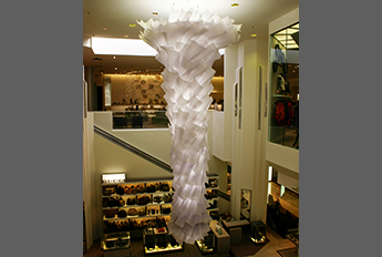 White Elements Chandelier - Saks 5th Avenue
