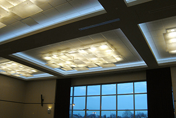 Ceiling Application - Shawnee State University
