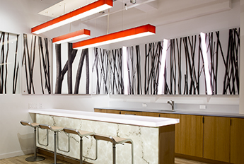 LA2 Three - Kitchen Showroom