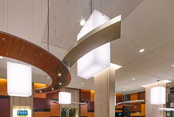 RGB Boxes - Condominium Lobby