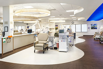 LA2 Connected Rings - Irving Regional Dialysis