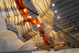 Ribbon Sculpture - Realogics Sotheby
