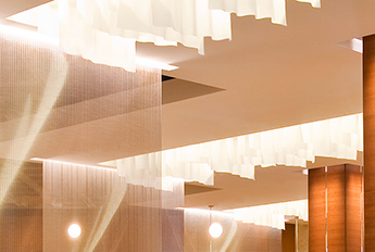Folded Linear - Westin Hotel