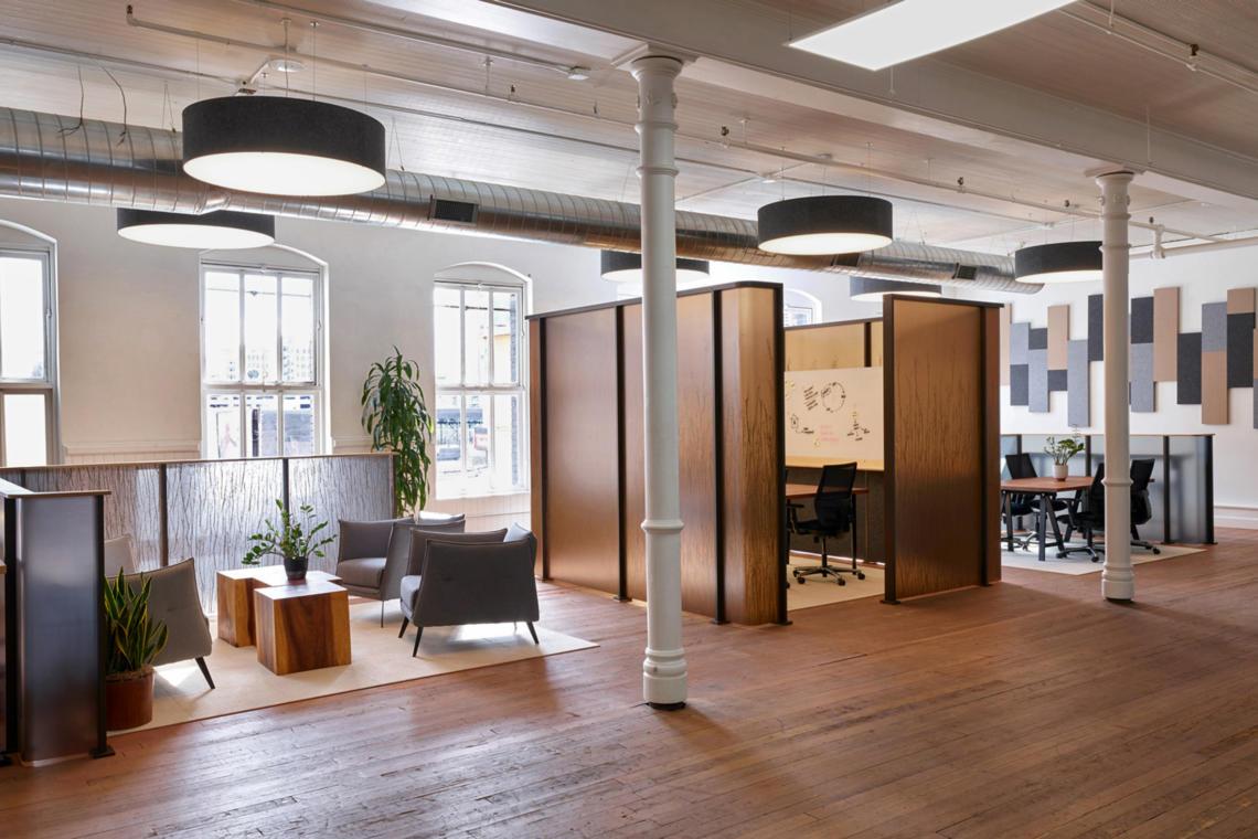 LightArt | Open Office | Acoustic Drum